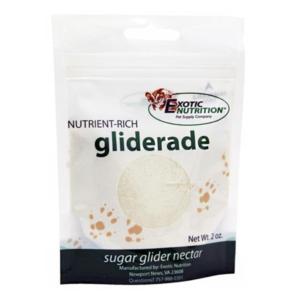 GLIDERADE NECTAR PARA PETAUROS DEL AZUCAR SUGAR GLIDER EUROPE NECTAR FOR SUGAR GLIDERS EXOTIC NUTRITION