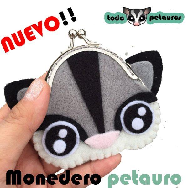 MONEDERO PETAURO