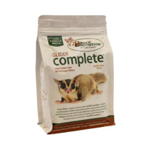 PIENSO PARA PETAUROS GLIDER COMPLETE PELLET FOR SUGAR GLIDER BY EXOTIC NUTRITION