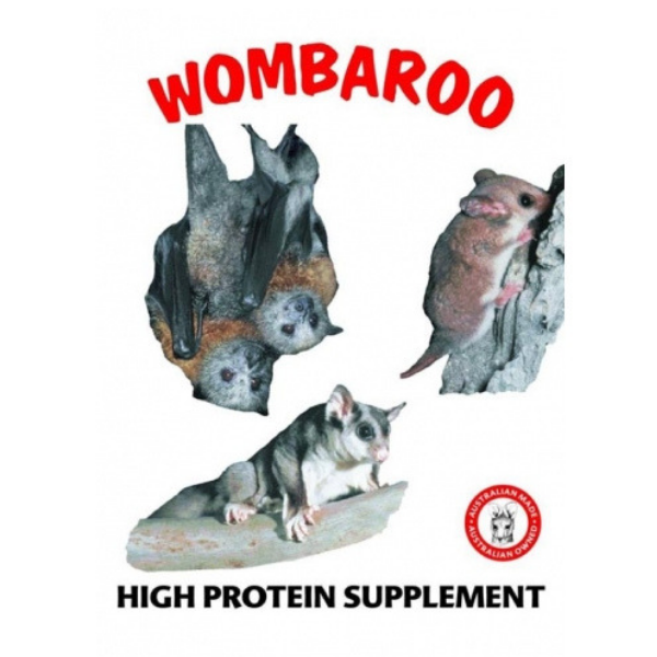 HIGH PROTEIN SUPPLEMET WOMBAROO