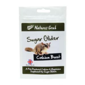 sugar glider calcium boos calcio magnesio suplemento para dieta petauros tienda comida comprar comida petauro del az