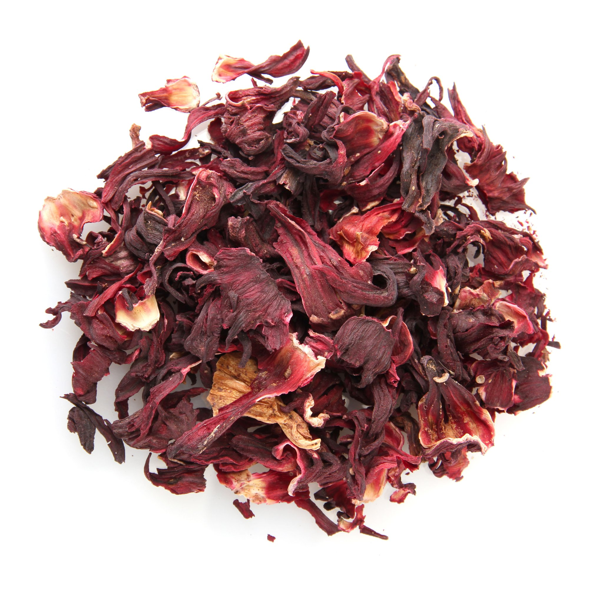 Hibiscus Flowers Dehydrated Petals