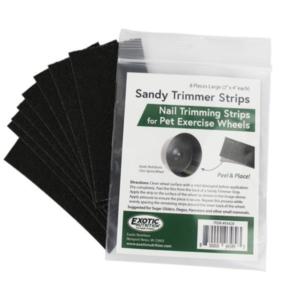 sandy trimmer strips grandes lima limador cortauñas accesorio rueda de ejercicio petauro del azucar silent whee