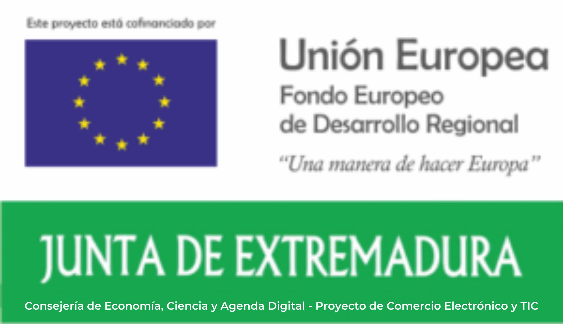 Consejería de Economía, Ciencia y Agenda Digital - Proyecto de Comercio Electrónico y TIC